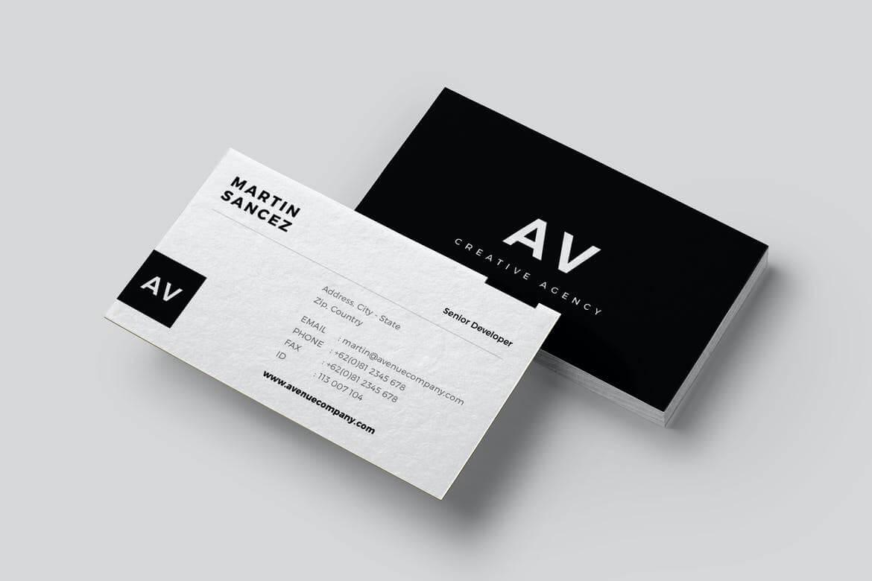 Logo ve Kartvizit Tasarımı