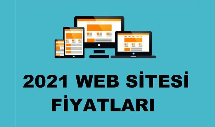 Web Sitesi Fiyatları